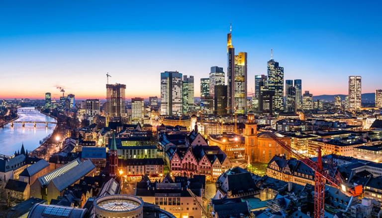 Frankfurt-Partyurlaub
