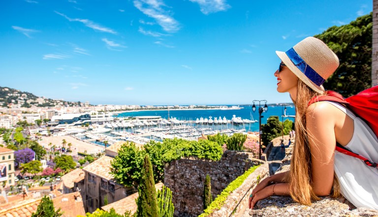 Frankreich-Cannes.