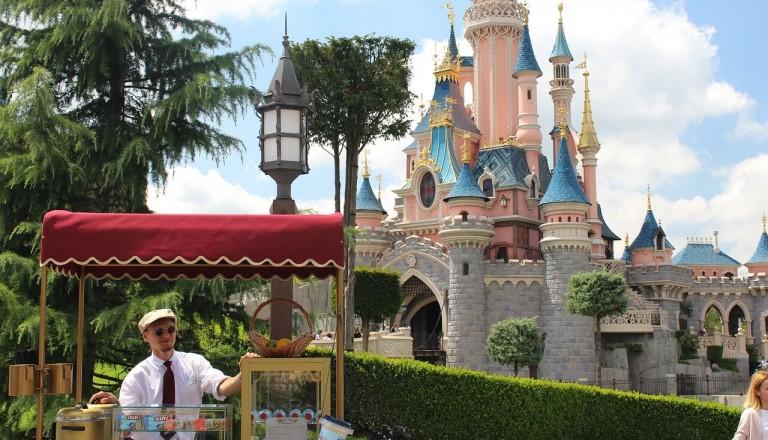 Frankreich - Disneyland Paris