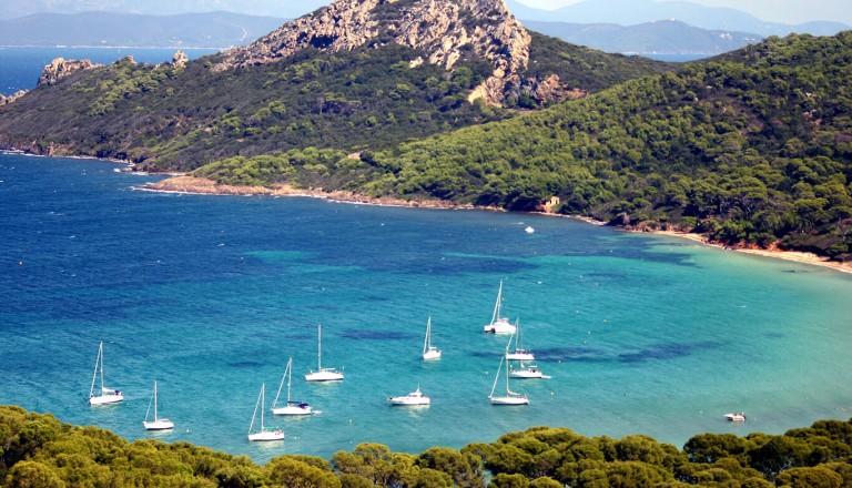 Frankreich - Nationalpark Port Cros