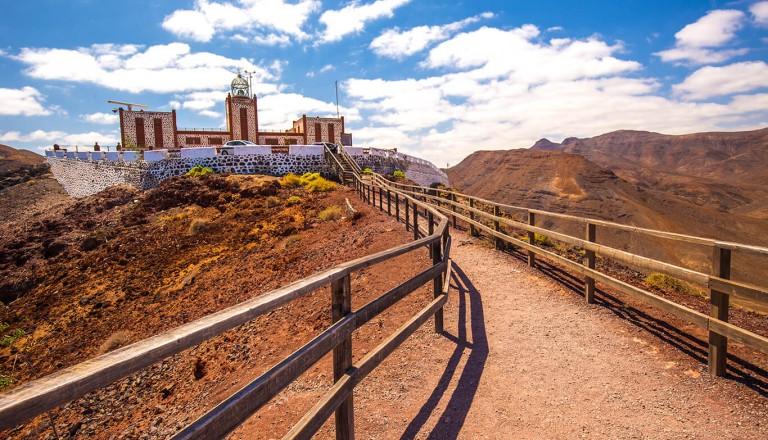 Fuerteventura - Faro de Punta La Entallada
