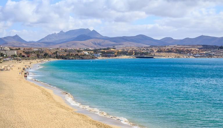 Fuerteventura - Playa de Costa Calma