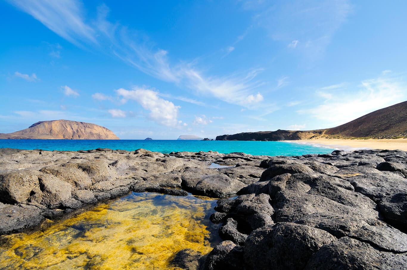 Fuerteventura - Playa las Conchas