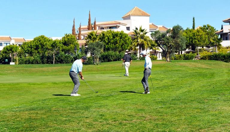 Golfurlaub - Europa