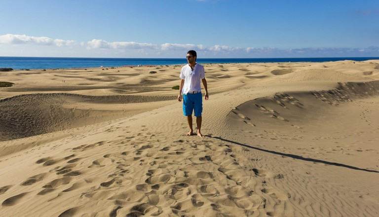 Gran Canaria - Duenen von Maspalomas