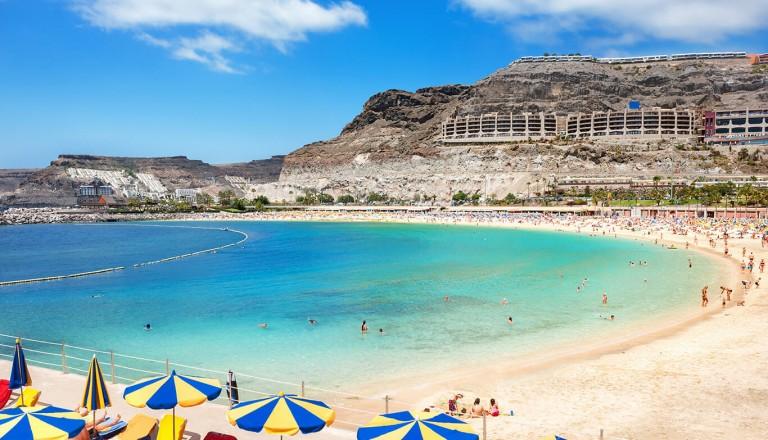 Gran Canaria - Playa de los Amadores