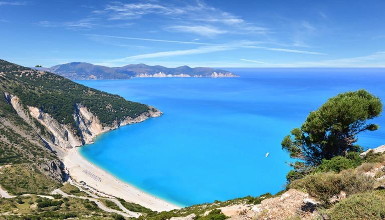Griechenland - Myrtos auf Kefalonia