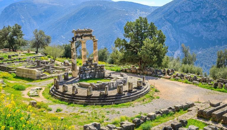 Griechenland - Orakel von Delphi