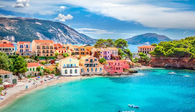 Griechenland - Pauschalreisen