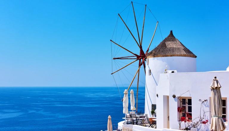 Griechenland - Reisezeit