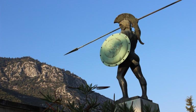 Griechenland - Sparta