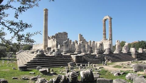 Gumbet - Heiligtum Didyma