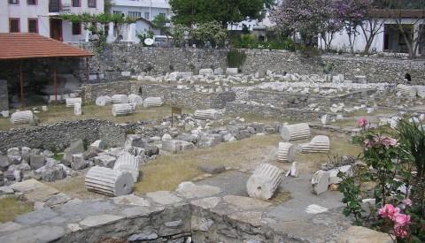 Gumbet - Mausoleum von Halikarnassos