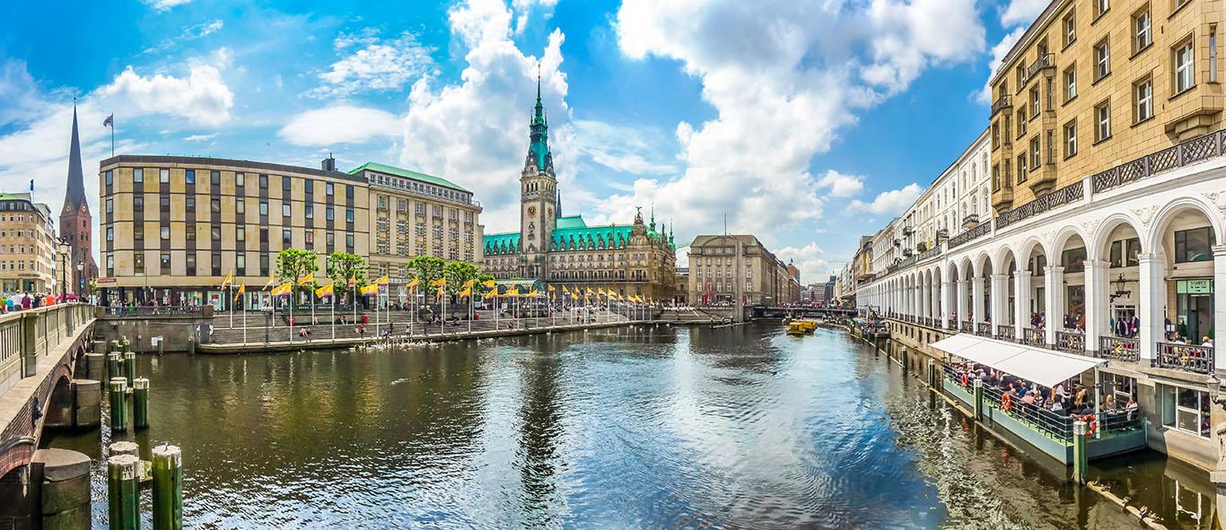 St. Georg in Hamburg
