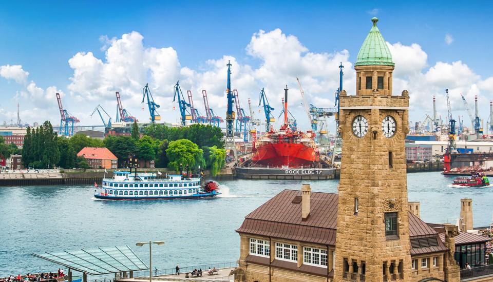 Hamburg - Pauschalreise