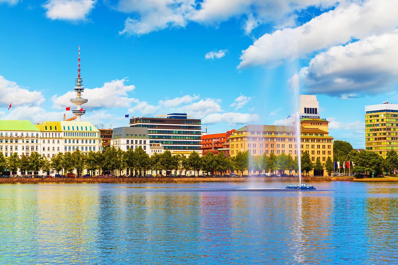 Hamburg - Reisezeit