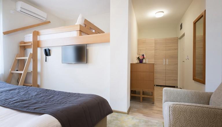 Hostel - Zimmer