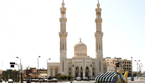 Hurghada - Aldahaar Moschee
