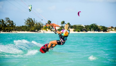 Hurghada - Kitesurfen