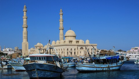 Hurghada - Marina