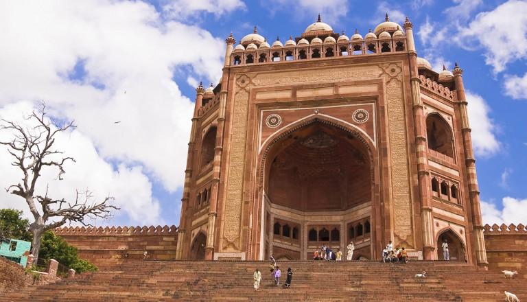 Indien - Fatehpur Sikri