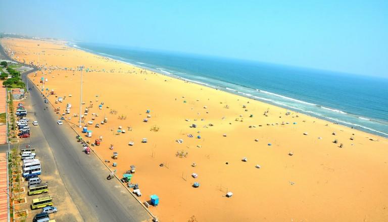 Indien - Malpe Beach