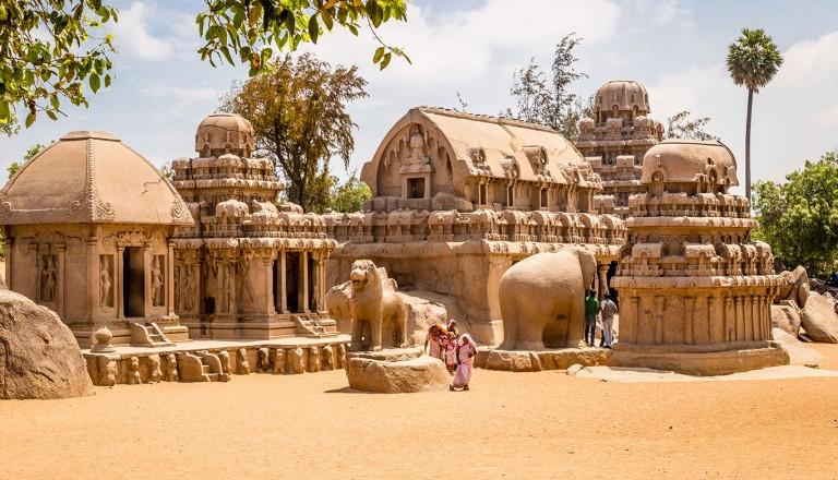 Indien - Mamallapuram