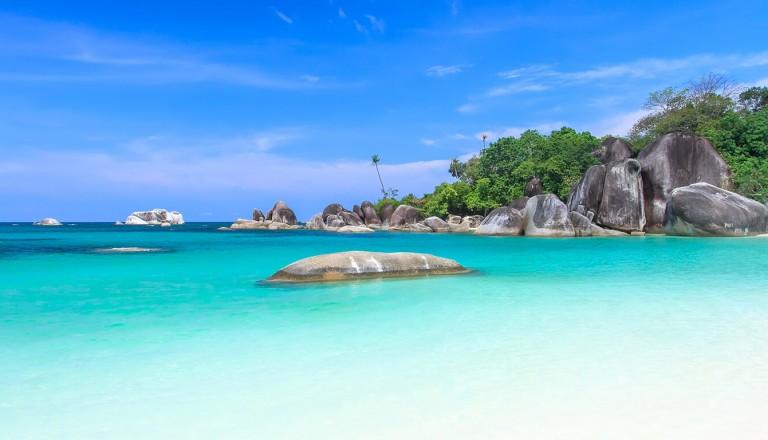 Indonesien - Belitung Island