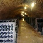 Innerhalb der Caves St Martin