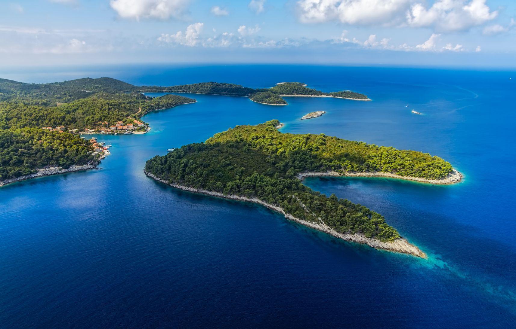 Traumurlaub auf den Kroatischen Inseln