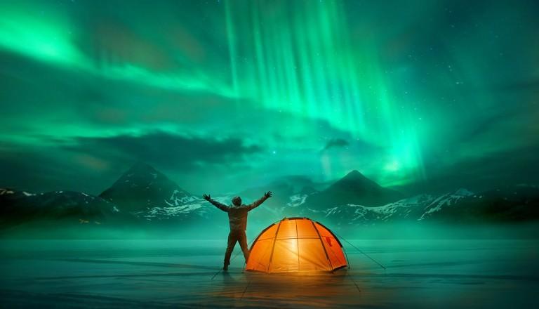 Island - Nordlicht beobachten
