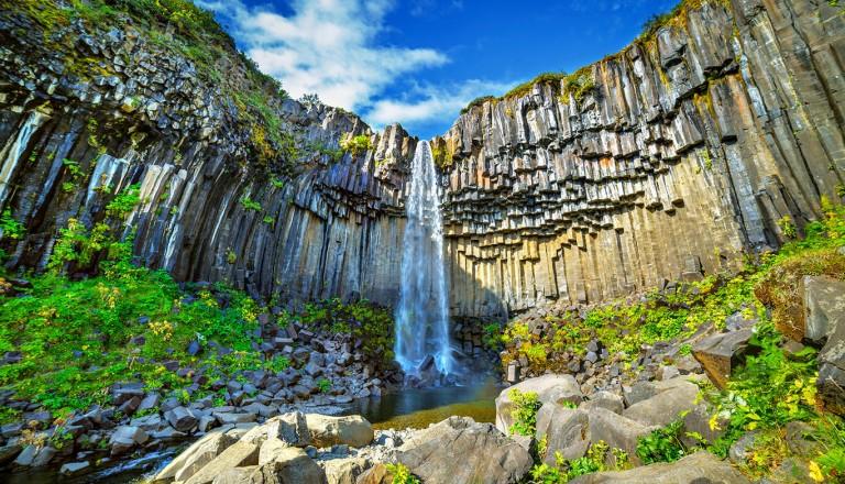 Island - Skaftafell-Nationalpark