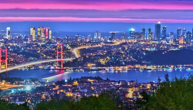 Istanbul-Partyurlaub