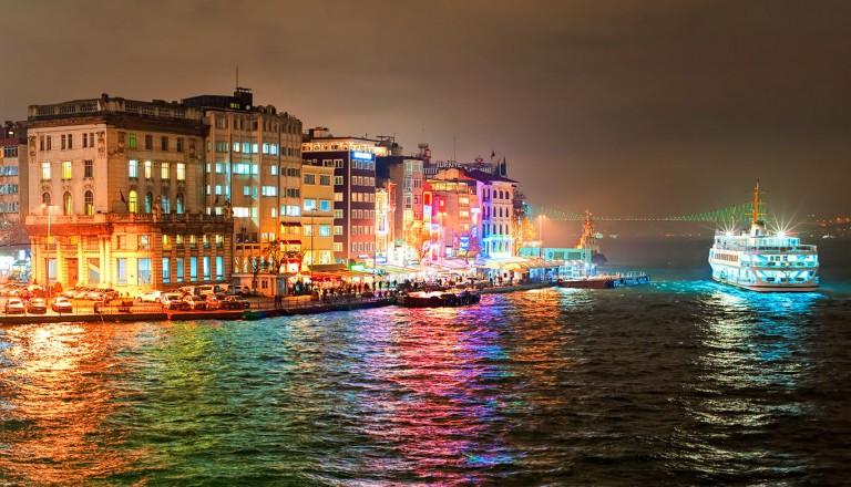 Istanbul-Partyurlaub.