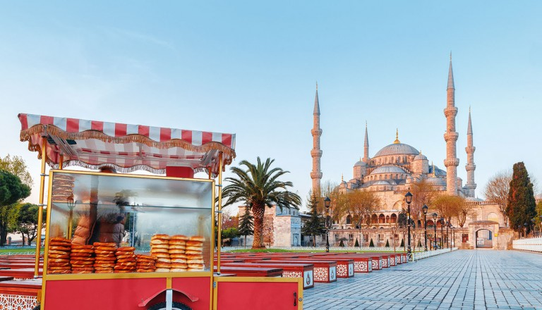 Istanbul-Reisezeit