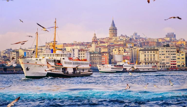 Istanbul-Staedtereisen