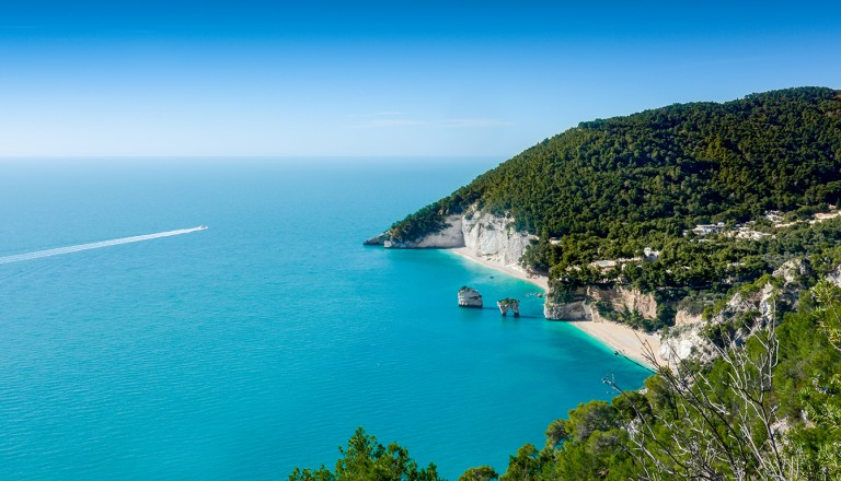Italien-Nationalpark-Gargano