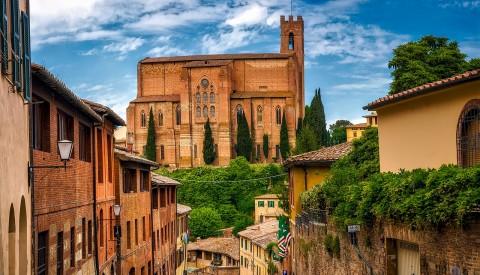 Italien - Siena