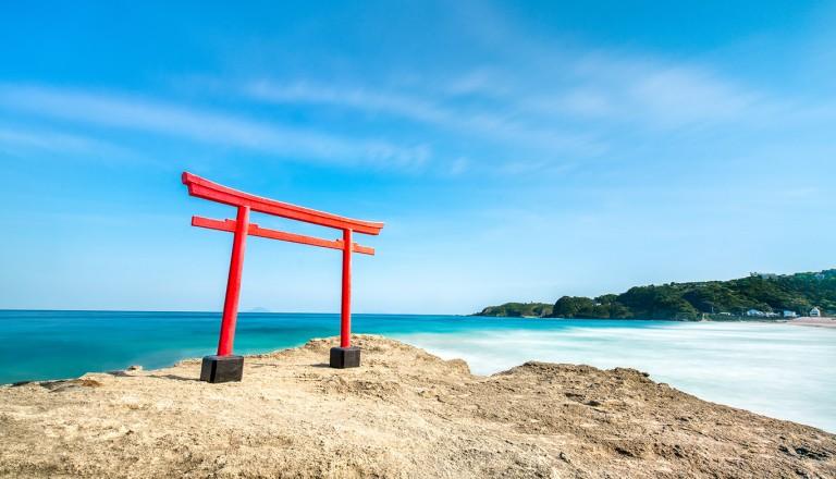 Japan-Shirahama-Beach