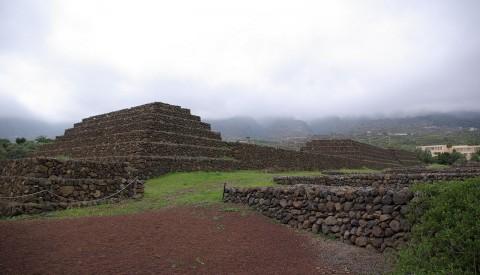 Kanaren - Pyramids-Gueimar