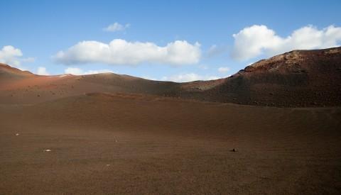 Kanaren - Timanfaya National Park