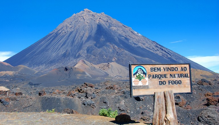 Kap-Verde-Vulkaninsel-Fogo.