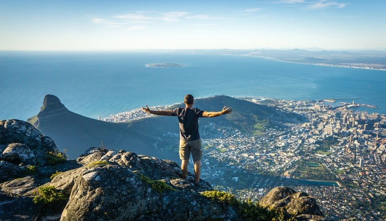 Kapstadt-Tafelberg
