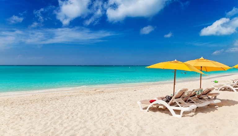Karibik-Grace-Bay
