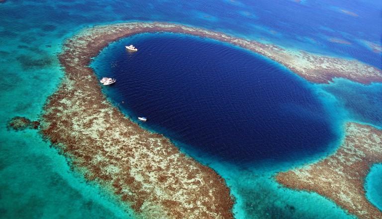 Karibik-Great-Blue-Hole