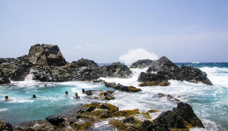 Karibik-Nationalpark-Arikok-Aruba