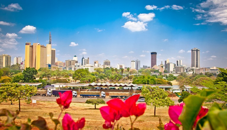 Kenia-Nairobi.