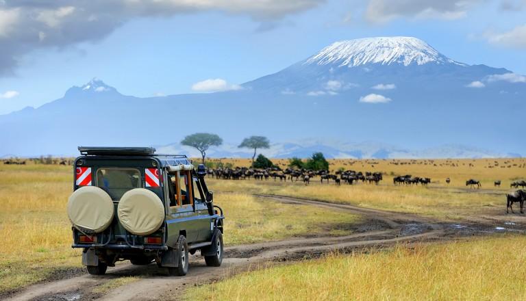 Kenia-Pauschalreise