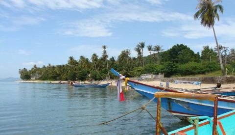 Ko Samui - Laem Set Beach