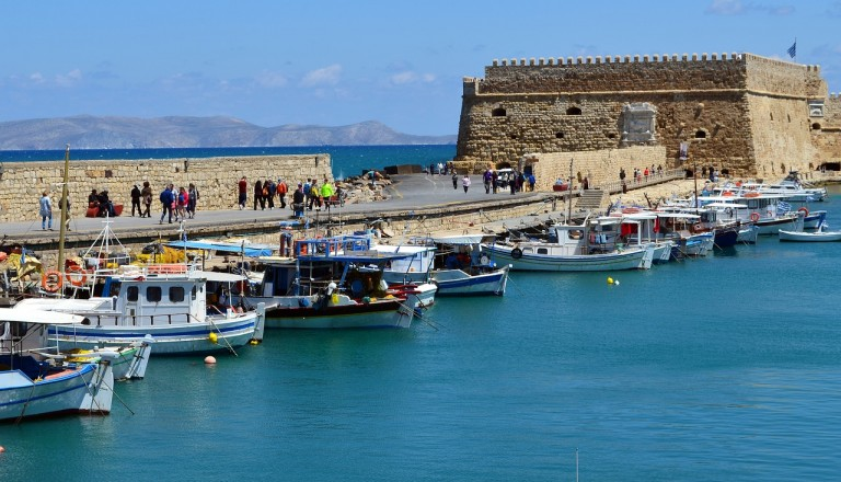 Kreta - Iraklion